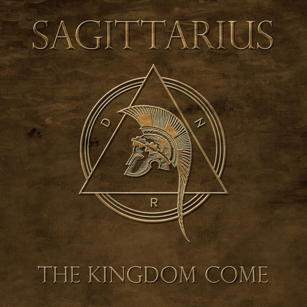 Sagittarius - The Kingdom Come CD (2012)