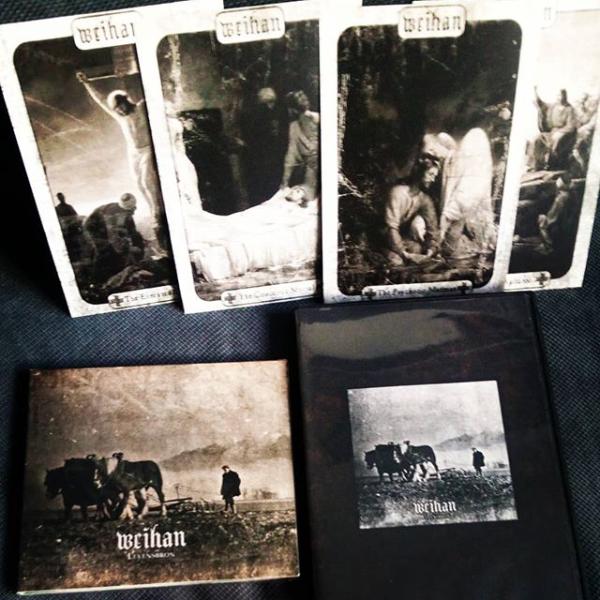 WEIHAN - Levensbron CD BOX (Lim30) 2019
