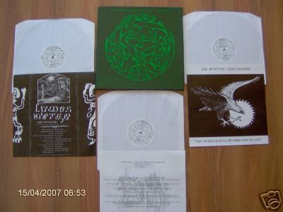 Current 93 / Sol Invictus / Nurse With Wound – Horse 3LP-BOX (19