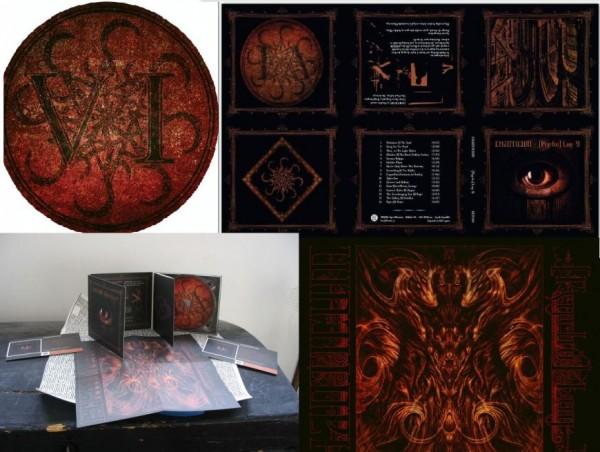 Chaoticum - [Psycho] Log:Y CD (Lim500)