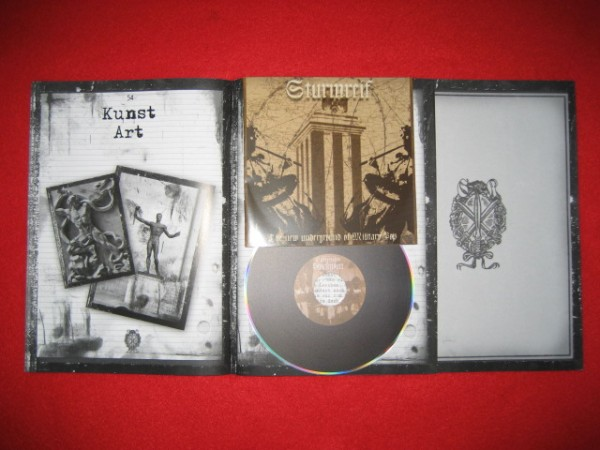 V/A Sampler - STURMREIF & STAHLKRAFT CD+Mag SET (Lim500)