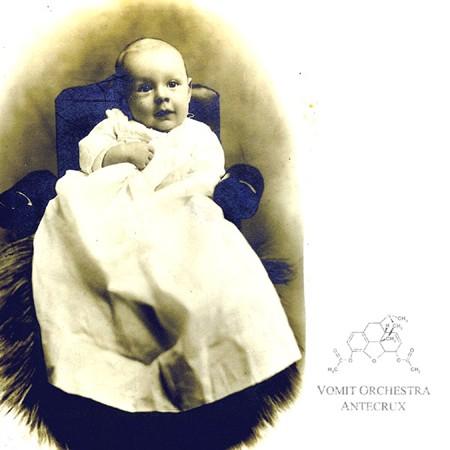 Vomit Orchestra - Antecrux CD (Lim500)