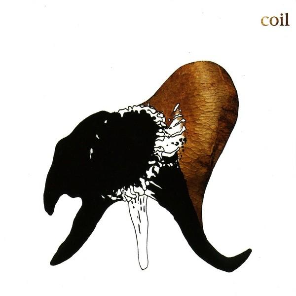 COIL - Black Antlers CD (Lim333)