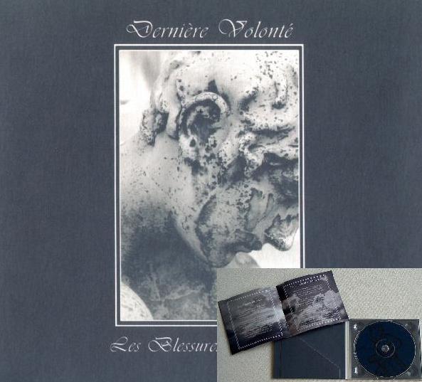 Derniere Volonte - Les Blessures De L'Ombre CD (2003)
