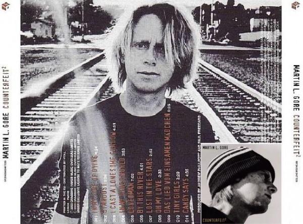 DEPECHE MODE Martin L. Gore - Counterfeit² CD (2003)
