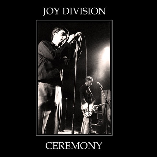 JOY DIVISION - Ceremony LP clear (Lim200) 2003
