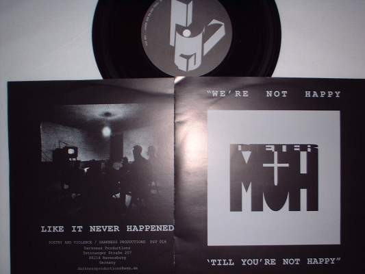 Dieter Müh - We're Not Happy 'Till You're Not Happy 7 (Lim300)