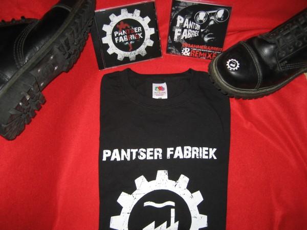 PANTSER FABRIEK - Krachtpatser 2CD SHIRT SET (Lim15) VÖ 20.04