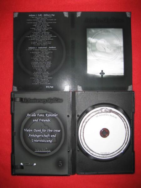 V/A - 5th Anniversary / 5 Jahre SkullLine DVD (Lim100)