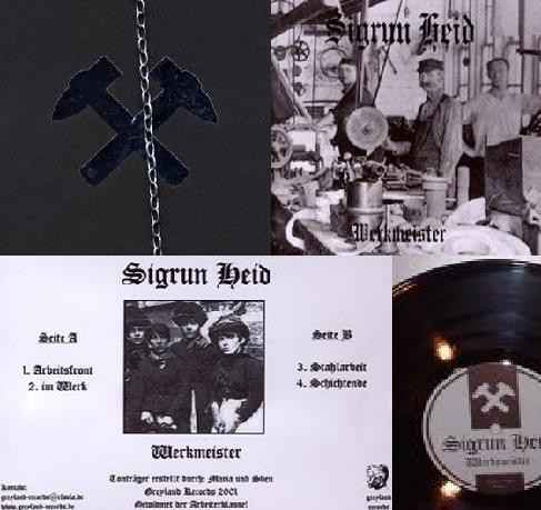Sigrun Heid / Wappenbund - Werkmeister MLP (Lim194)