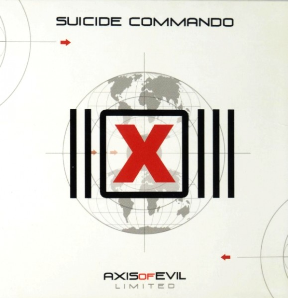 Suicide Commando - Axis Of Evil 2CDBOX (2003)