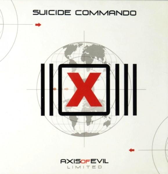 Suicide Commando - Axis Of Evil 2CDBOX (2003)