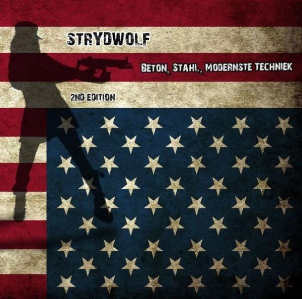 STRYDWOLF - Beton,Stahl Modernste Techniek CD 2nd (Lim100)