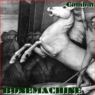 Bonemachine - Combat CD (Lim250)