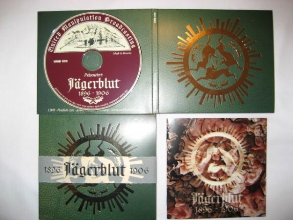 Jaegerblut - 1896-1906 CD (Lim700)