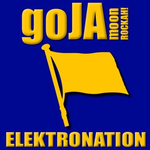 goJA moon ROCKAH! - Elektronation CD