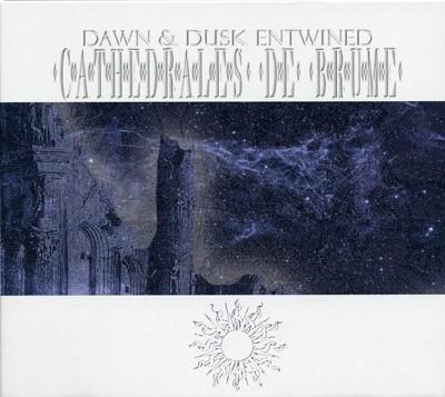 DAWN & DUSK ENTWINED Cathédrales De Brume CD (Lim500+signed)