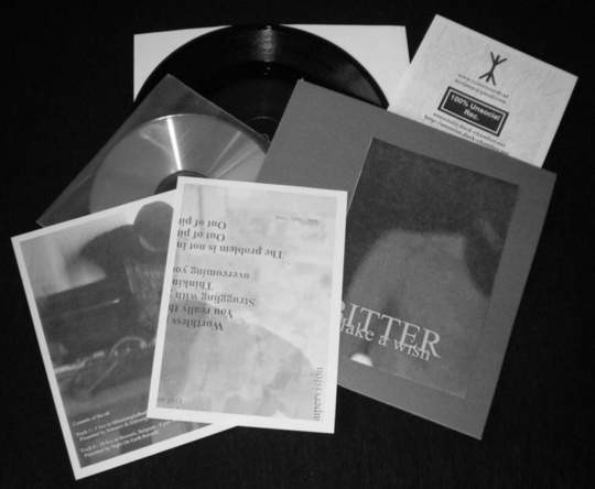 "BITTER - Make A Wish SET CD+7"" (Lim520)"