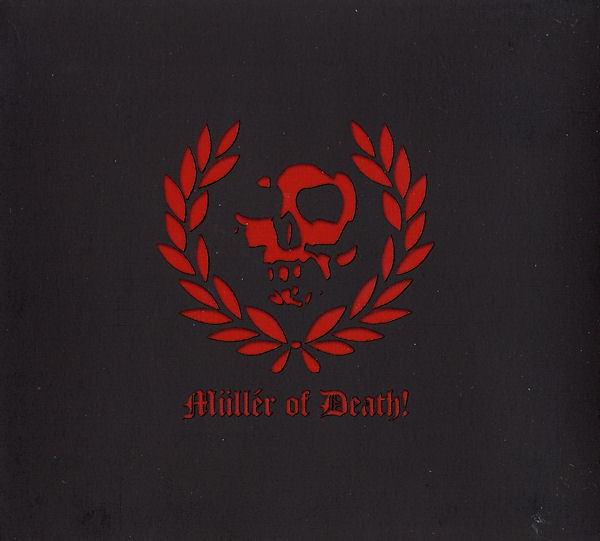 Müller Of Death! - The Book Of Sacrifice CD