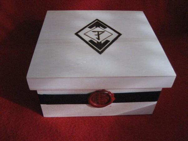 PUISSANCE (Arditi) - War On CD WOODEN BOX SET 2 (Lim25) 30.10.21 PRE-ORDER !