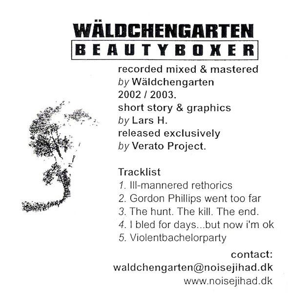 Wäldchengarten - Beautyboxer MCD (Lim50)