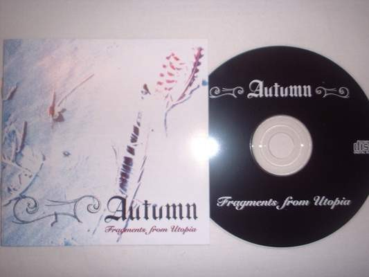 Autumn - Fragments from Utopia CD
