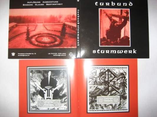 Turbund Sturmwerk - Same CD (Lim500)