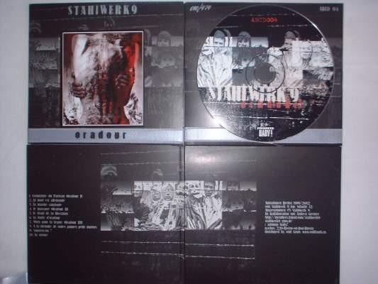 Stahlwerk 9 - Oradour CD (Lim474)
