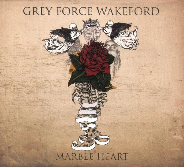 Grey Force Wakeford (Sol Invictus) - Marble Heart CD (2008)