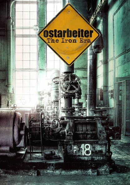 Ostarbeiter (Oda Relicta) - The Iron Era 2CD (Lim300)