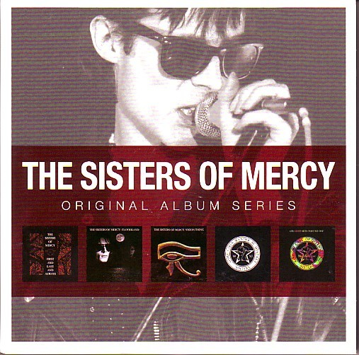 The Sisters Of Mercy - Original Album Series 5CD BOX