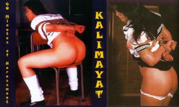 Kalimayat - 60 Minutes Of Harassment CD (Lim250)