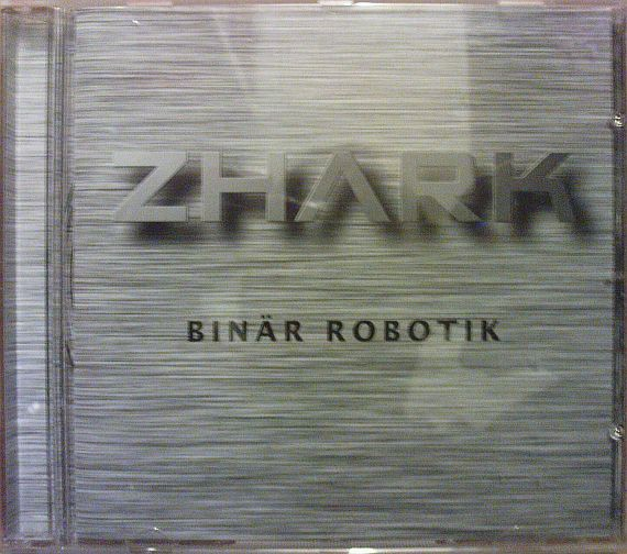 ZHARK - Binär Robotik CD (Lim500)
