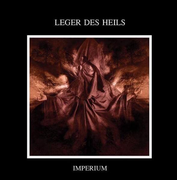 LEGER DES HEILS - Imperium CD (Lim200) VÖ 01.12.17