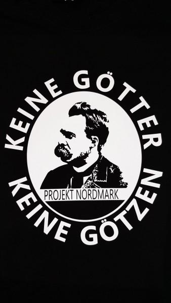 PROJEKT NORDMARK - Keine Götter, Keine Götzen SHIRT (Lim100) 2019