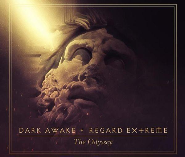 REGARD EXTREME + DARK AWAKE - The Odyssey CD (Lim300) 2018