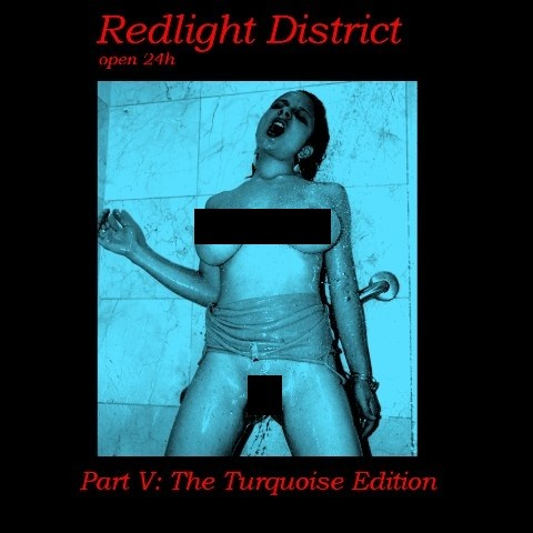 Mince Splatters / Kaelteeinbruch - Redlight District Part V CDr