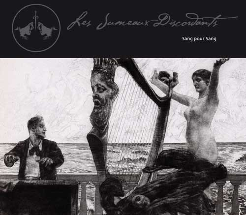 Les Jumeaux Discordants - Sang Pour Sang CD