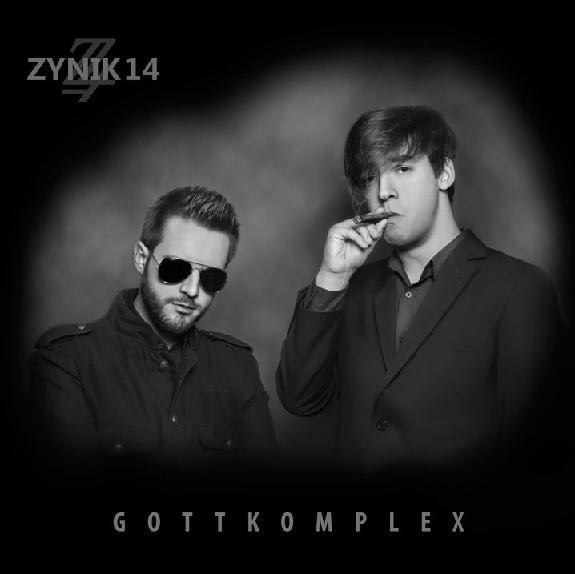 ZYNIK 14 - Gottkomplex CDr (Lim100) VÖ 20.04 PRE-ORDER!