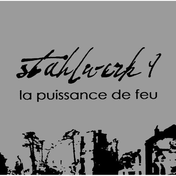 """STAHLWERK 9 - La Puissance De Feu 7"""" 2nd (Lim49) 2017"""