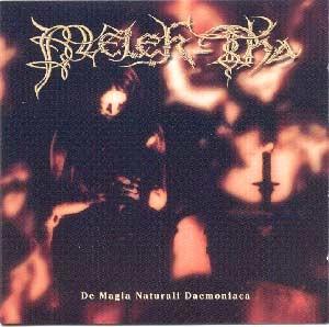 Melek-tha - De Magia Naturali Daemoniaca CD (1999)