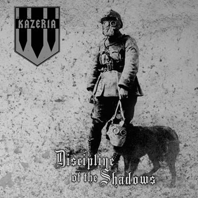 Kazeria - Discipline of the Shadows CD (2nd)