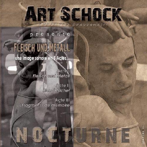 NOCTURNE - Fleisch Und Metall CD (Lim500) 2007