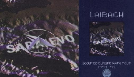 Laibach - Occupied Europe NATO Tour 1994-95 BOX (1996)