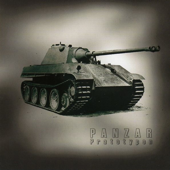 Panzar / Folkstorm - Pratotypon CD (Lim500)