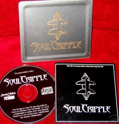 Soulcripple - Deadly Moments BOX (Lim25)