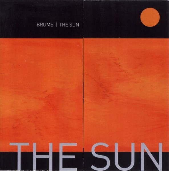 Brume - The Sun CD (2008)