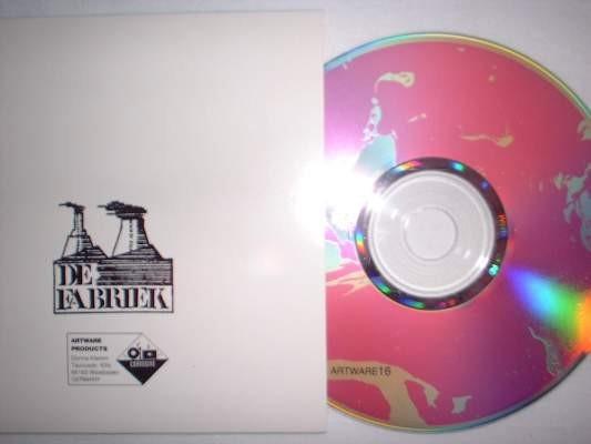 De Fabriek - Save the Planet CD (Lim300)