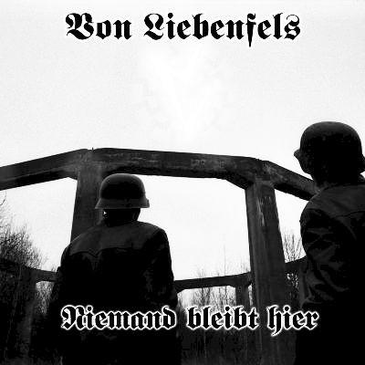 VON LIEBENFELS - Niemand bleibt hier CD (Lim100)