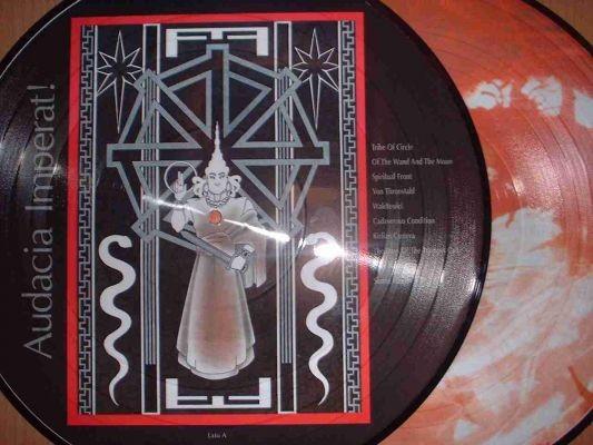 V/A Sampler - Audacia Imperat! LP (Lim500)